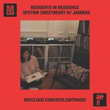 Residents in Residence: Sputnik Sweetheart w/ Janneke 05-20-2020