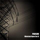PARSØN @ Miniclub [open set II]