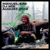 Manuel Kim DJ Charts August 2013