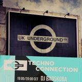 RESIDENT MIX BY BADSKOBA @ TECHNO CONNECTIONS UK UNDERGROUND FM