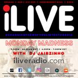 Monday Madness w/ DJ Jairzinho 16|10|2017