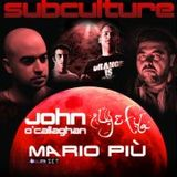 Mario Piu@Subculture Dublin old school BXR SET