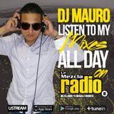 Vj Mauro - Bachata Mix 1 [LaMezcla]