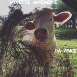 Da Vince Mixette Novembre 2016