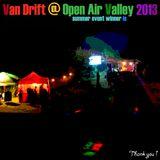 Van Drift @ Open Air Valley 5.6.2013
