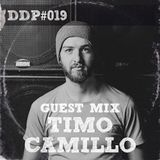 DDP#019 - Deeka + Guest Mix: Timo Camillo - Live @ The Housing Project Show on Radioactive.fm