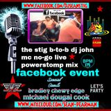 stig b-to-b dj john & mc no-go powerstomp hardcore mix