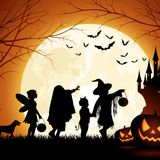 Global Halloween  Party - 環球萬聖派對 - mixed Paul Scar