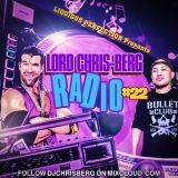 HIP HOP MIX (DIRTY) LORD CHRIS BERG RADIO #22 (08-30-18)