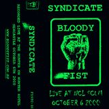 Syndicate - Live At NCL Scum (October 6 2000)