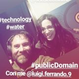 Tecnologia e accesso all'acqua. Public Domain 11/12/19