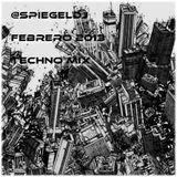 Spiegeldj - Febrero 2013 Techno Mix