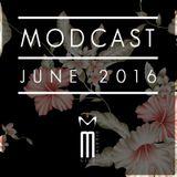 MODCAST JUNE 2016