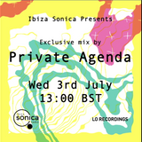 PRIVATE AGENDA - EXCLUSIVE MIX - BALEARIA RADIO SHOW