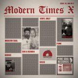 Modern Times Pt. X