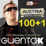 Austria Music Show 100+1  von und mit Guenta K