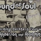 Dean Anderson's Sound Of Soul ™ 21st November 2019 With Alan Kitchener