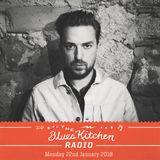 THE BLUES KITCHEN RADIO: 22 JANUARY 2018