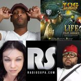 TJ SupaHype LIVE FROM THE FORTRESS w/ Yog Westwood, Rah Dolla, Lisa Arenas & Ash 1/24/17