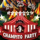 live @t CHAMPITO PARTY 9 2014 friday