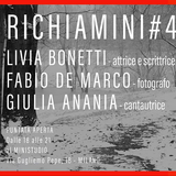 RICHIAMINI#4_ Livia Bonetti, Fabio De Marco, Reverend Libbo