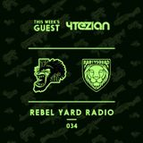 THE PARTYSQUAD PRESENTS - REBEL YARD RADIO 034