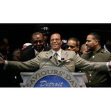 The Time And What Must Be Done - The Minister Louis Farrakhan #3
