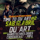 P!PA @ Time to Du'Art #2 @ Mix Cidade Club // Torres Vedras