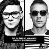 Jack U (Diplo & Skrillex)  -  Power 106 (Live From BigBoys Neighborhood)  - 24-Nov-2014