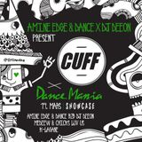 2016.03.19 - Amine Edge B2b DJ Deeon @ CUFF x DANCE MANIA - Showcase, Paris, FR