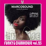 """""""FUNKY & CLUBHOUSE"""" vol.23 - 11 october 2K19"""