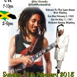 ROCKERS & DUB SHOW TRIBUTE TO BOB MARLEY & FEATURING SOME BRAND NEW TRACKS -NAFFI-I IN DA BUILDING