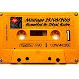 The Silent Radio Show Mixtape 25/06/2016