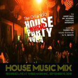 House Music Mix Part 1: Vol. 4 - The Orlando House Music Party, Live At Three Masks Inc. Orlando, FL