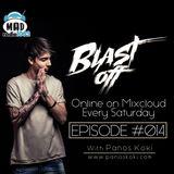 Panos Koki - Blast Off #014