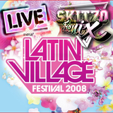 Skitzofrenix - Live Dj Set @ Latin Village 2008