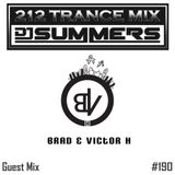 212 Trance Mix Ep 190 (Brad & Victor H Guestmix)