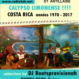 BLACK VOICES Spéciale COSTA RICA CALYPSO  by DJ Rootsprovisionah RUMBA BOXX RADIO HDR