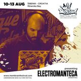 Electromanteca - Membrain Festival 2017 Promo Mix