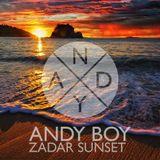 Andy Boy - Zadar Sunset
