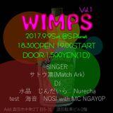 2017.09.09_WIMPS vol.1