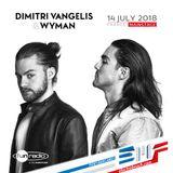 Dimitri Vangelis et Wyman @ EMF 2018