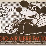 Rumba Hispano Belga at Radio Air Libre 87.7 (Bruxelles) 05-04-18