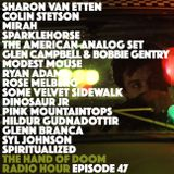 The Hand of Doom Radio Hour. Episode Forty-Seven.