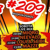 Miqrokosmos ☆ Part 209/3 ☆ LOUI & SCIBI ☆ 21.11.15
