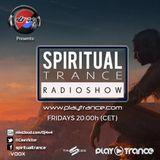 DJ 4x4 Presents Spiritual Trance Radioshow 103 26-05-17