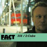 FACT mix 356 - I Cube (Nov '12)
