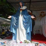 Homilia del Padre Ricardo en la Plaza del Encuentro con Dios