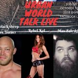 Urban World Talk 19 - Black Sheep, Dave Turner, Max Zaleski & Rebel Kel