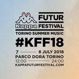 Robert Hood @ Kappa Futurfestival 2018, Futur Stage - 08 July 2018